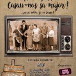10/11/18: Teatre per el Llevant: Ai Senyor! Casau-nos sa major! , Teatre d'Alaró