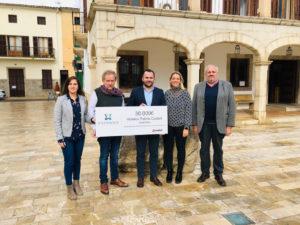 L'Associació Hotelera de Palma ajuda a 100 famílies damnificades per les inundacions de la zona del Llevant Mallorquí