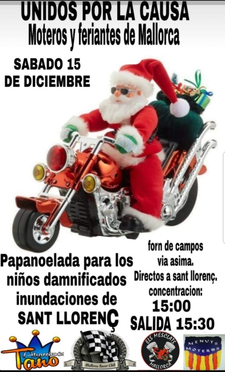 15/12/18: Papanoelada, Sant Llorenç